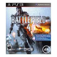 Battlefield 4 - Fisico Ps3