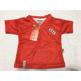 Camiseta Futbol Remera Oficial Independiente Bebe Niño