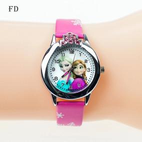 Relojes Frozen Elsa Y Anna