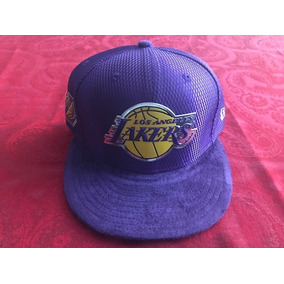 Gorra New Era Pana Nba Los Angeles Lakers 9 Fifty Original