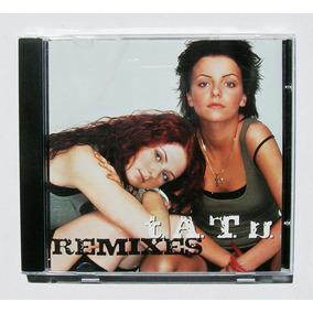Tatu Remixes Cd Completo Mexicano 2003