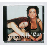 Tatu Remixes Cd Completo Mexicano 2003