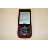 Blackberry Torch 9800 Desbloqueado Gsm Slider Celular W / T