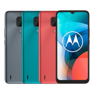 Celular Motorola E7 2gb 32gb 6.5  Ips  Libre Garantia