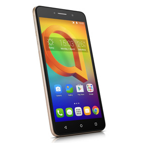 Smartphone Alcatel A2 Xl Hd Dourado 16gb, 1gb Ram Quad-core