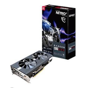 Tarjeta De Video Sapphire Radeon Rx570 Nitro+ 8gb Tienda