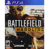Battlefield Hardline Ps4 Nuevo En Igamers