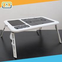 Base Enfriamiento 2 Ventiladores Portátil 10 A 17 E-table