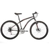 Bicicleta Discovery , Aro27,50, Preta - Houston
