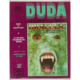 Lote Revistas Duda Vampiro Drácula Ed Posada 1991-92