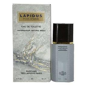 Perfume Lapidus Pour Homme Edt Promo Especial