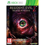 Resident Evil Revelations 2 Xbox 360 Sellado