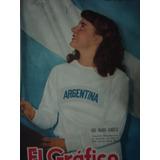 El Grafico 1651 Saul Crispin Campeon Argentino De Resistenci