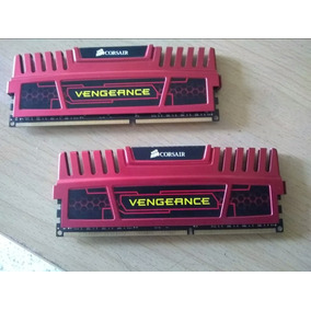 Memorias Ram Corsair Vengeance Red 4gb X2 8gb
