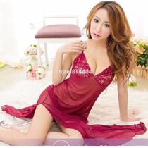 Camison Tipo Vestido Kawaii, Moda Coreana Sexy Mod.084