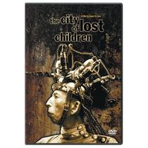 La Ciudad De Los Niños Perdidos Dvd Edicion Especial