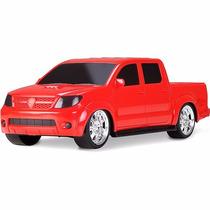 Toyota Hilux Vision Vermelha Roma Brinquedos