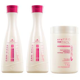 Madamelis 1 Kit Escova Progressiva + 1 Botxx Madame Lis 1kg