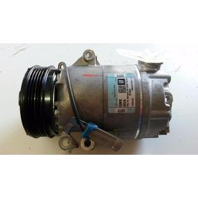 Compressor De Ar Gm Meriva, Corsa, Montana - Original 5pk