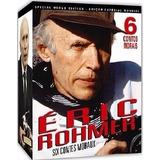 Coleção Éric Rohmer, 6 Contos Morais / Box (5 Dvds/6 Filmes)