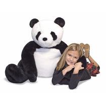 Melissa And Doug Oso Panda Peluche Gigante 60 Cms Original