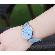 Reloj Camaleón (cambia De Color Con La Luz Del Sol)