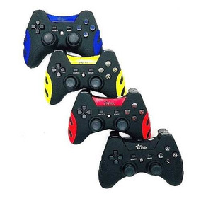 Controle Feir Sem Fio Ps1 Ps2 Ps3 / Pc