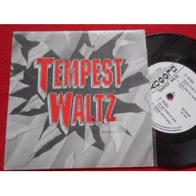 Vinil Tempest Waltz Heavy Metal Compacto 1993 Compre Já