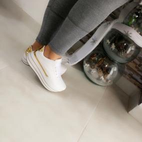 Zapatillas Tenis Plataformas De Moda Calidad Colombiana