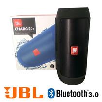 Caixa De Som Bluetooth Jbl Charge 2+ Alto Falante 15w Rms