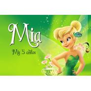 Afiche Tinkerbell Personalizado - Imprimible