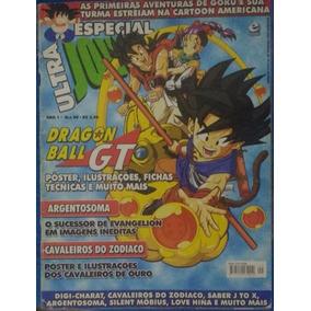 Revista Ultra Jovem Edição Especial Ano 01 N° 09