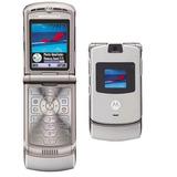 Celular Motorola V3 Usado Sin Tapa Ni Bateria.