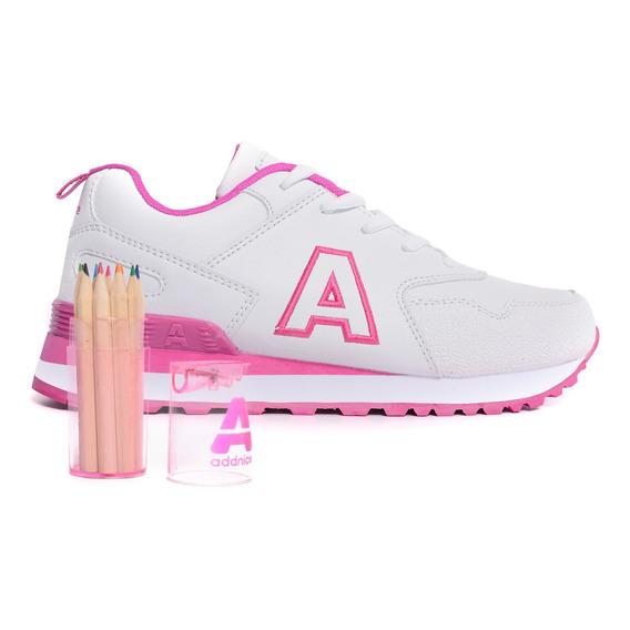Zapatillas Addnice Classic Running 20-a0r1aacj01e6- Open Spo