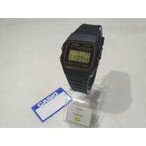 Relógio Casio F-91w Original /pronta Entrega.série Ouro