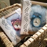 10 Lembrancinhas - Relógio Alice No País Das Maravilhas