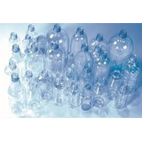 Botellas Plasticas Tipo Pet Medio Litro