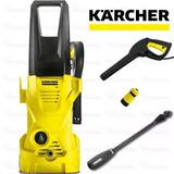 Lavadora De Alta Pressão K2 Karcher Jato Lavar Carro - 110v