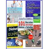 Libros De Diabetes/diabeticos En Pdf. Paq