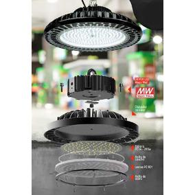 Luminaria Ufo Led 200w Industrial