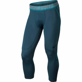 Mallas Leggings Nike Pro 3/4 Gym Running Correr Basquetbol