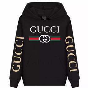 Moletom Gucci - Camisetas no Mercado Livre Brasil dff02a65789