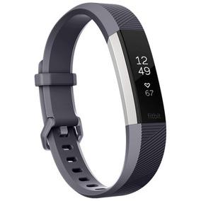 Fitbit Fitness Wristband Alta Hr L Gray Ofertas Clickbox