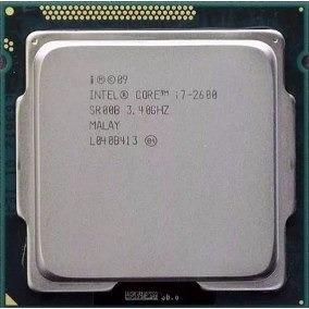 Processador Intel I7 De 2ª Geração Pra Vender Logo!