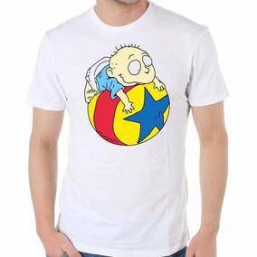 Remera Rugrats Tommy Cartoon Aventuras En Paã±ales Envios!