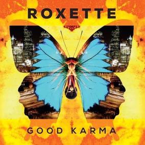 Cd Roxette - Good Karma - Original Lacrado