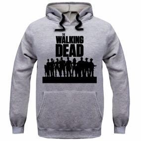 Blusa Moletons Twd The Walking Dead Otima Qualidade!!!