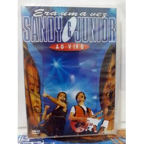 Dvd Sandy E Junior - Era Uma Vez Novo Lacrado