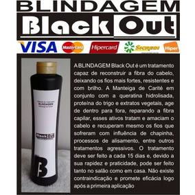 Ativo Blindagem Black Out - Zero Formol