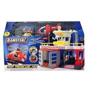 Set De Rescate Air Rescue Hq 14037